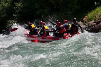 Szczawnica Atrakcja Spływ pontonowy Bagma Extreme