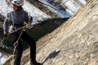 Szczawnica Atrakcja Wspinaczka skałkowa Bagma Extreme