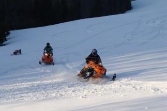 Szczawnica Atrakcja Skutery śnieżne Bagma Extreme