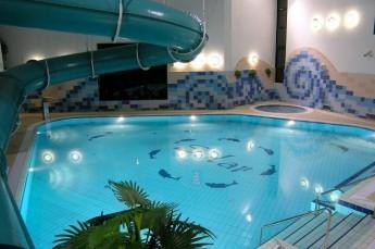 Szczawnica Atrakcja Basen Solar Spa Hotel