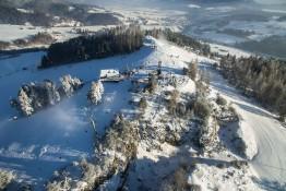 Kluszkowce Atrakcja Stacja narciarska Czorsztyn-Ski