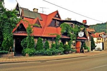 Szczawnica Restauracja Restauracja europejska polska staropolska Koci Zamek