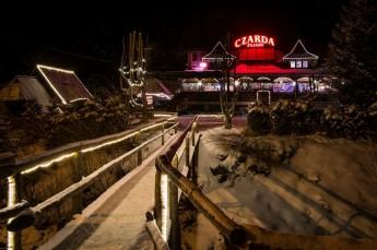Szczawnica Restauracja Karczma polska regionalna Czarda