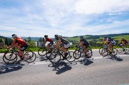 Krościenko nad Dunajcem Wydarzenie Zawody rowerowe Rajd Doliną Dunajca 2020